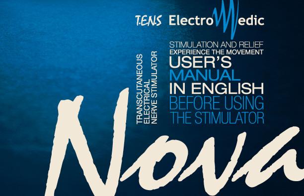 ElectroMedic Instruction manual