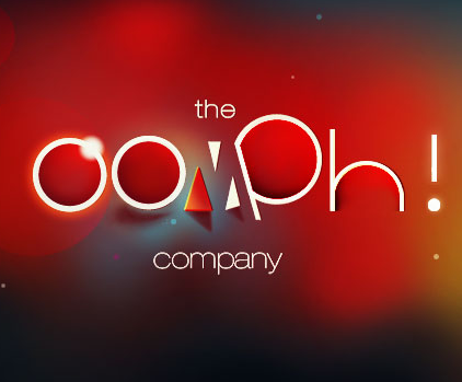The Oomph Company Visual Identity